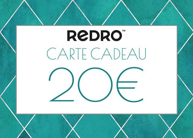 Carte cadeau 20 FR