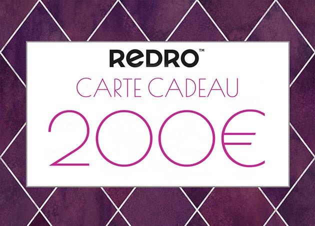 Carte cadeau 200 FR